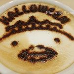 トリト カフェ - バリィさんラテ