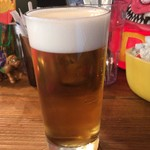 BASHI BURGER CHANCE - 生ビール