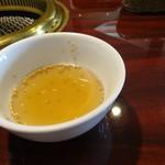 韓国宮廷料理ヨンドン - スープ