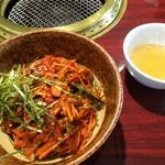韓国宮廷料理ヨンドン - ビビン麺ランチ