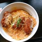 なか卯 - 料理写真:お店一押しの牡蠣とじ丼