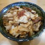鮮魚鶏出汁麺 沢むら - 鶏飯