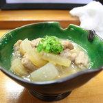 弥次喜多 - 料理写真:お通し