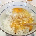 おかけや - 卵かけご飯(TKG)