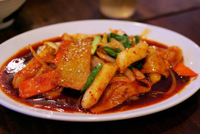 ど韓の料理の写真