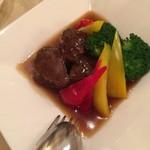 龍鳳 - 牛肉の柔らか煮込み!1番好きです。4人前!