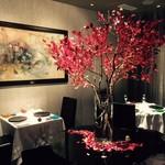 レストラン ラッセ - 紅葉