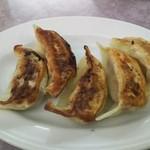 瑞龍春 - 焼餃子