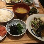 博多ふくいち - 鯖の煮付け定食 1000円