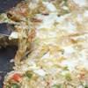 ひまわり食堂 - 料理写真:昆布をたっぷりと使用した出汁のもんじゃ焼きです!! スタッフが焼きますので初めての方でも安心です!!
