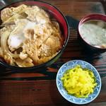 こうちゃん - カツ丼(750円税込)【H28.10.08】