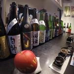 青森バルわいはー - その他数量限定の日本酒やコンテストを受賞した日本酒など店長選りすぐりがその時々お楽しみいただけます。