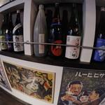 青森バルわいはー - 当店では常時9種の青森日本酒と秋田の日本酒を1種取り揃えております!