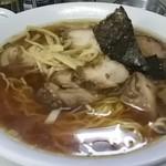らーめんとも - 竹岡式チャーシュー麺大盛り‼800円‼