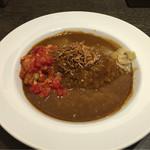 カフェ サンタマリア クラシック - ビーンズカレー780円