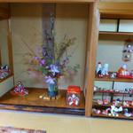 茶房 うえだ - 和遊びの会作品展