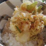 玄蕎麦河童 - ミニ丼