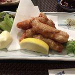 吾作どん - 鶏皮餃子