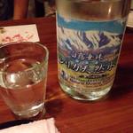 58557436 - 白露垂珠 仕込み水 シリカ天然水