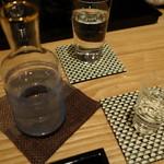 銀座 きた福 - 獺祭