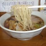 菊華 - 麺