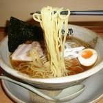 越後秘蔵麺 無尽蔵 - 麺