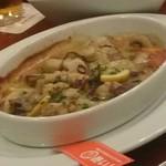 銀座ライオン - 牡蠣のアヒージョ