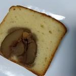 小布施堂 - くりあんケーキ