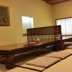 元祖本吉屋 - 広めの座敷席もありました