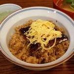 元祖本吉屋 - ご飯にもタレが染み染みの「うなぎ丼 (2900円)」