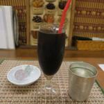 TAI THAI - アイスコーヒー。量が多い。