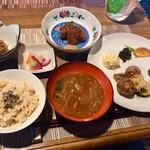 一絲 ito 創作精進料理 - 一絲 itoをかし御膳(¥1,800)