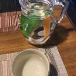 一絲 ito 創作精進料理 - 白湯とお冷