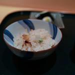 赤寶亭 - あさり御飯