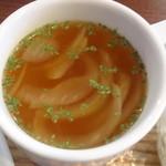 みーとカフェ 池袋店 - スープ付(ランチ)
