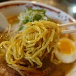 狼スープ - ☆麺はこんな感じです(●^o^●)☆