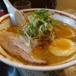 狼スープ - ☆完成度の高い味噌らーめん☆