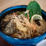 紅竹食堂 - 料理写真:紅竹食堂 渓流そば