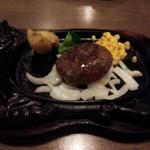 ishigakigyuusemmontensute-kihausuhachihachi - 県産和牛ハンバーグ\1,620