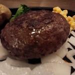 ishigakigyuusemmontensute-kihausuhachihachi - 県産和牛ハンバーグアップ