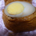 弘前の煮たまご屋 - 煮たまごのいなり寿司(゚д゚)ウマ
