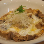 蕎麦DAYS - 牛肉の柳川風