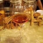 ワインと日本酒、時々シェリー - シェリー酒  ミディアム