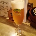 ワインと日本酒、時々シェリー - エーデルピルス生ビール