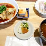本濱 - 鯛ごはん定食