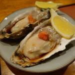 おっこん - 2016.11 生牡蠣