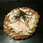 花たぬき - 明太もちチーズ玉