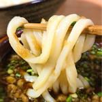 重乃井 - 甘めのスープがよくマッチ!
