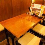 GYOOOZA!! - テーブル4名様×6