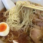 58579039 - ワンタン麺 麺リフト